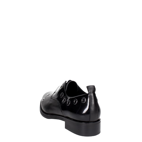 Luciano Barachini Shoes Brogue Black 9004B
