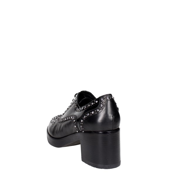 Luciano Barachini Shoes Brogue Black 9051A