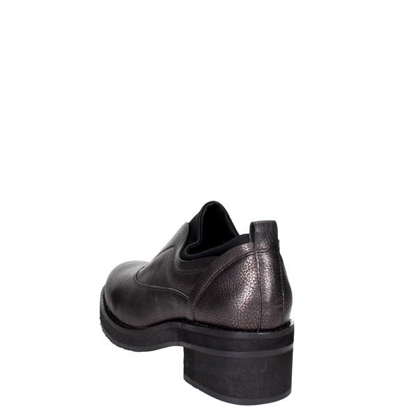 Luciano Barachini Shoes Parisian Black 9033C