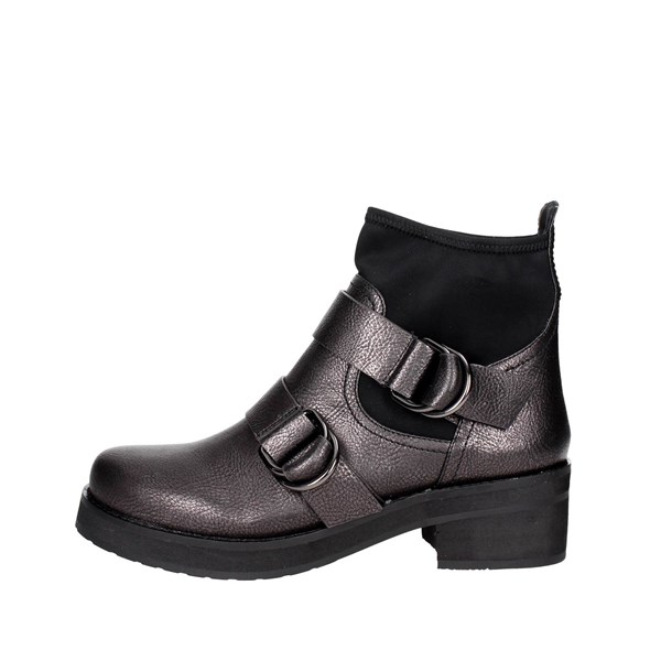 Luciano Barachini Shoes Boots Black 9132C