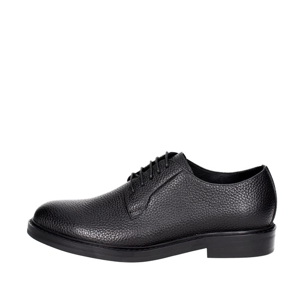 Luciano Barachini Shoes Brogue Black 9511A
