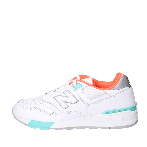 New Balance Shoes Sneakers White ML597VAA