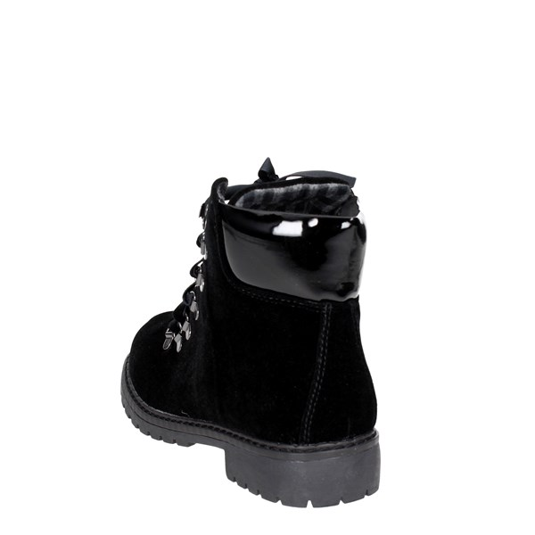 <Laura Biagiotti Shoes Boots Black 2016