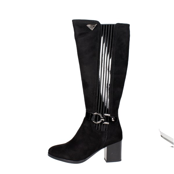Laura Biagiotti Shoes Boots Black 2200