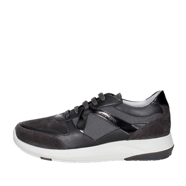 Stonefly Shoes Low Sneakers Black 107787 H77