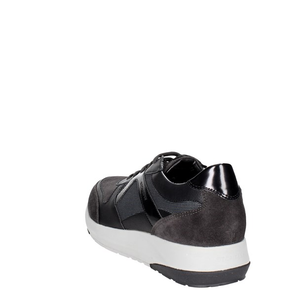 <Stonefly Shoes Low Sneakers Black 107787 H77