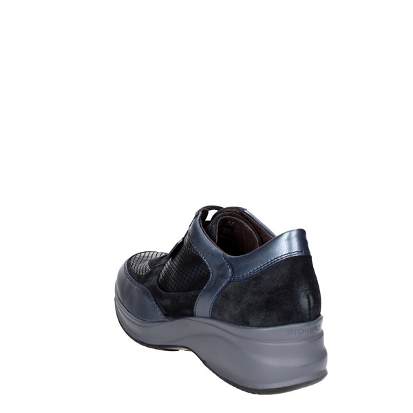 Stonefly Shoes Sneakers Blue 107515 100