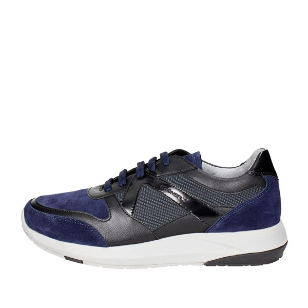 Stonefly Shoes Sneakers Blue 107787 S43