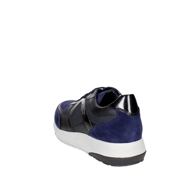 <Stonefly Shoes Low Sneakers Blue 107787 S43
