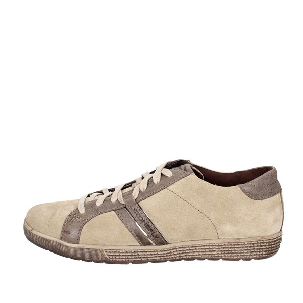Stonefly Shoes Sneakers dove-grey 103894 423