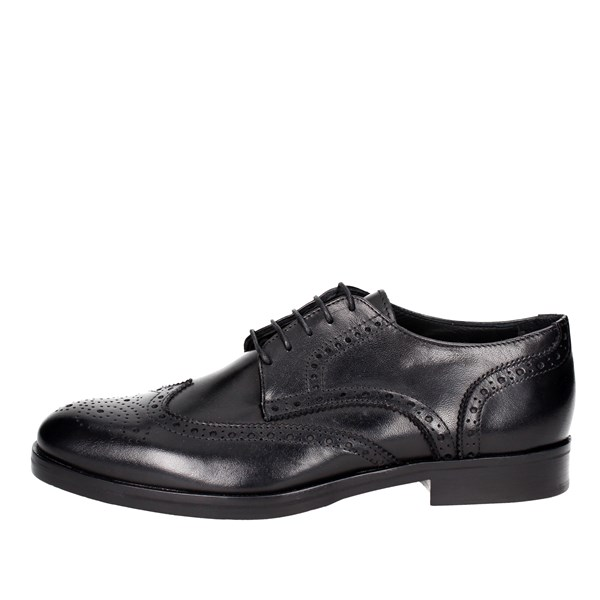 Marechiaro Shoes Parisian Black 4810