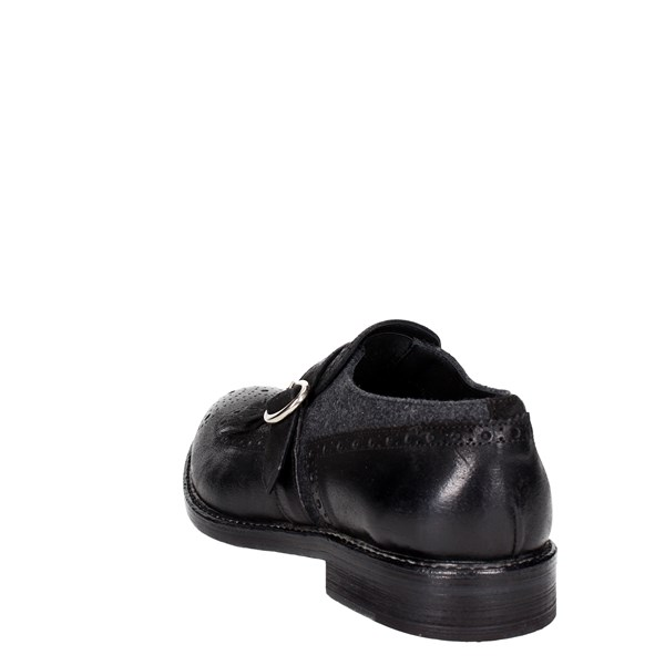 Marechiaro Shoes Parisian Black 4834