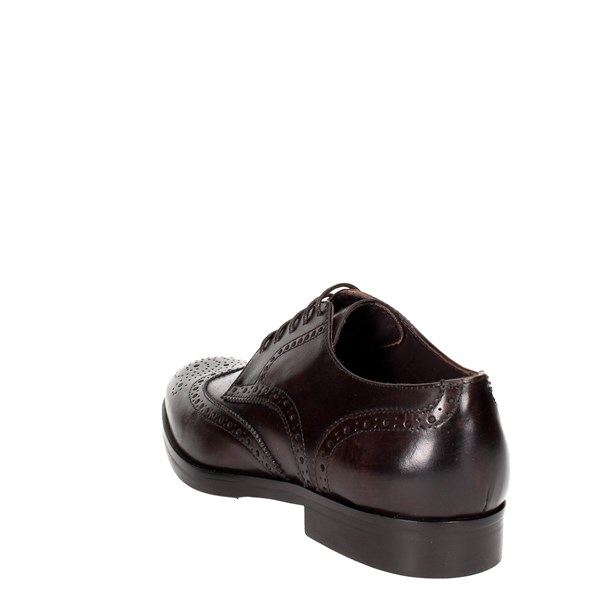 Marechiaro Shoes Parisian Brown 4810