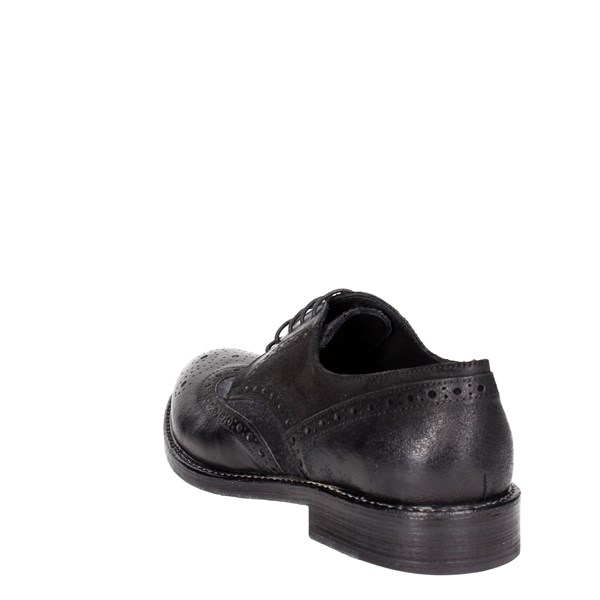 Marechiaro Shoes Parisian Black 4829