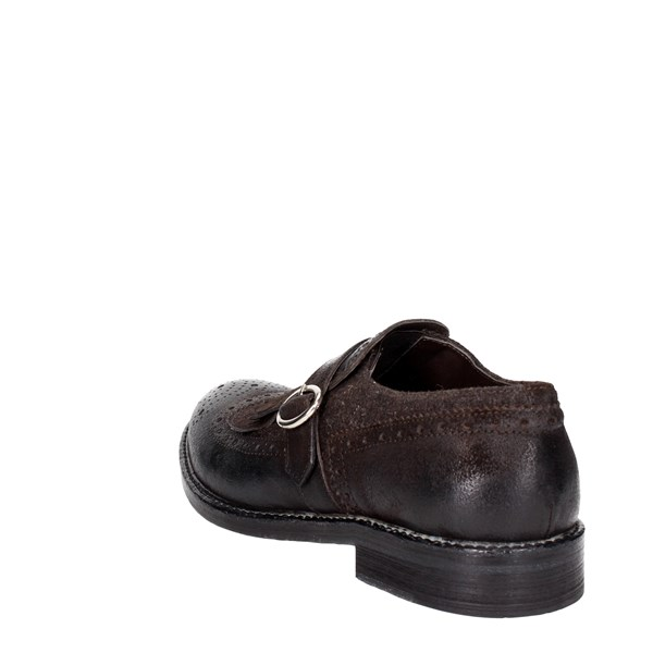 Marechiaro Shoes Parisian Brown 4834