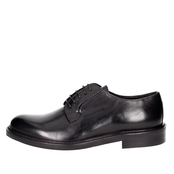Marechiaro Shoes Parisian Black 4843