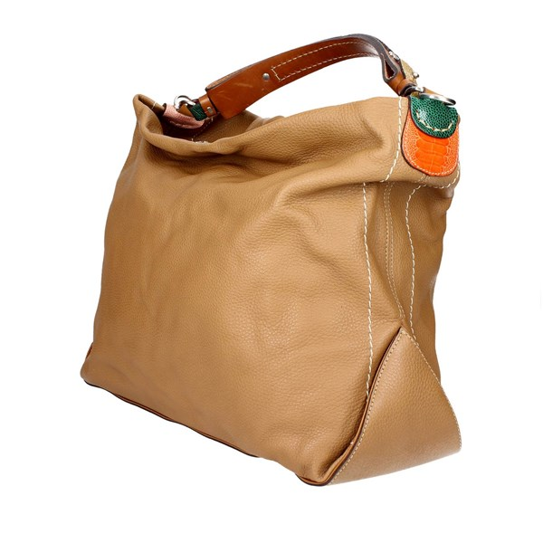 Sem Vaccaro Accessories Bags Hazelnut SV-17-14