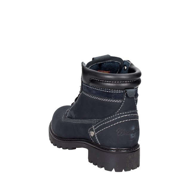 Wrangler Shoes Boots Blue WL172500