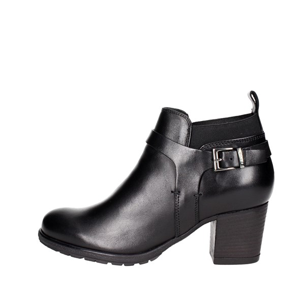 Keys Shoes boots Black 1133