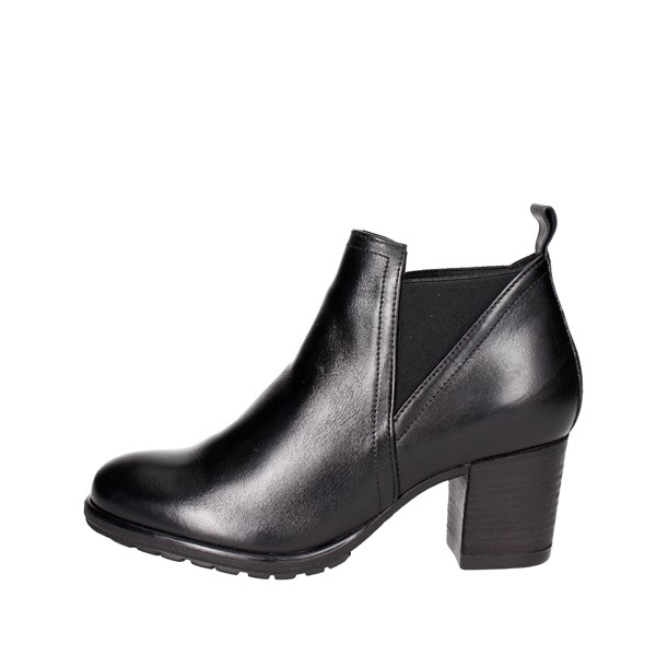Keys Shoes boots Black 1139