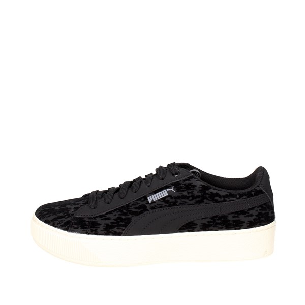 Puma Shoes Low Sneakers Black 363730 02