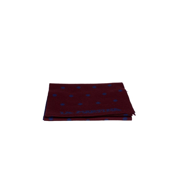 La Martina Accessories pashminas Burgundy SCR 02430