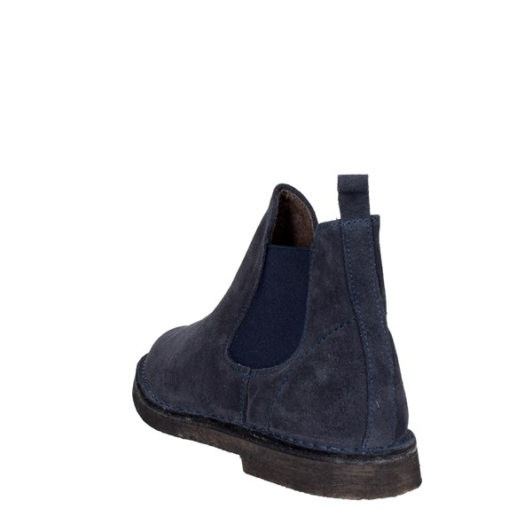 Nyon Shoes boots Blue 110