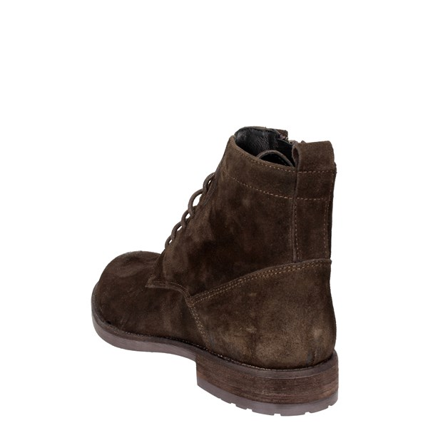 Nyon Shoes boots Brown 6083