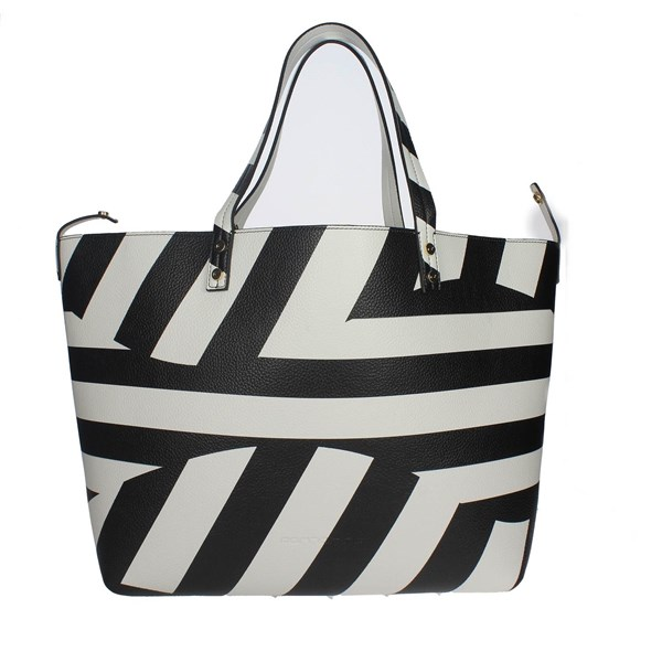 Fornarina Accessories Bags Black/White AE17EL079PB00