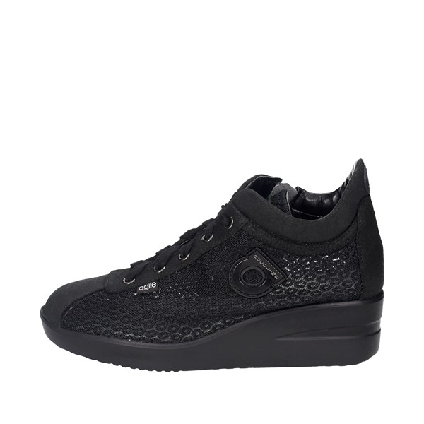 Agile By Rucoline  Shoes Sneakers Black 226(C)