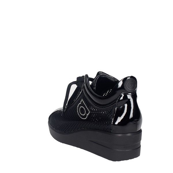 Agile By Rucoline  Shoes Sneakers Black 226(F)