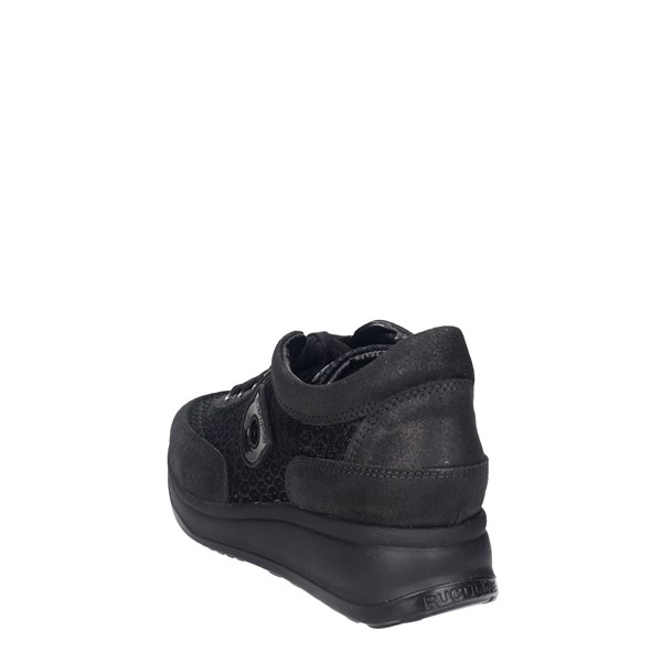 Agile By Rucoline  Shoes Sneakers Black 1304(G)