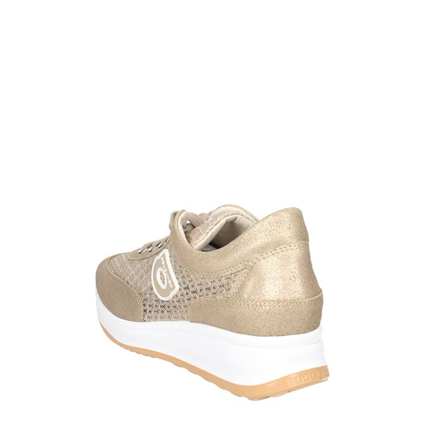 Agile By Rucoline  Shoes Sneakers Gold 1304(R)