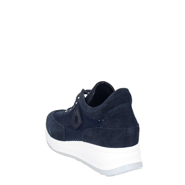 Agile By Rucoline  Shoes Sneakers Blue 1304(V)