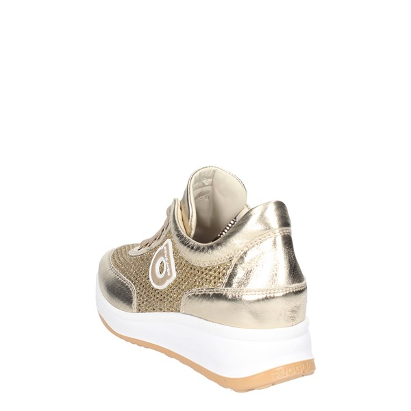 Agile By Rucoline  Shoes Sneakers Gold 1304(T)
