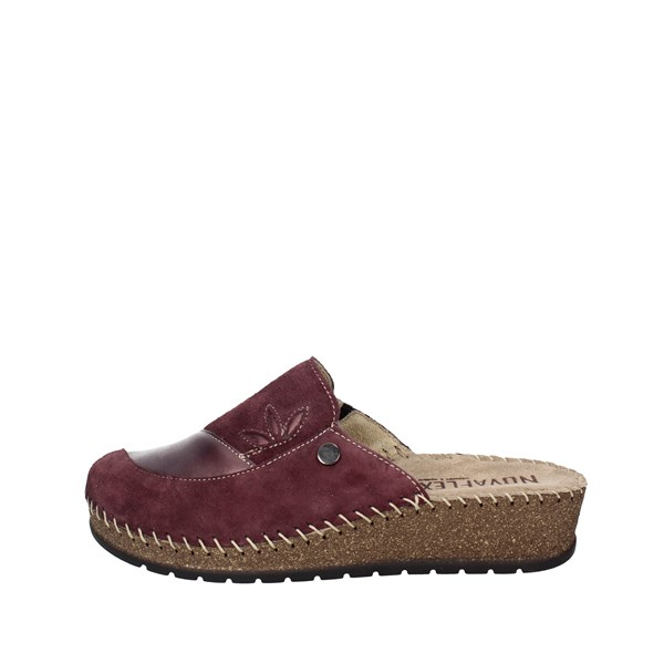Novaflex Shoes Slipper Burgundy PIGNATARO 002