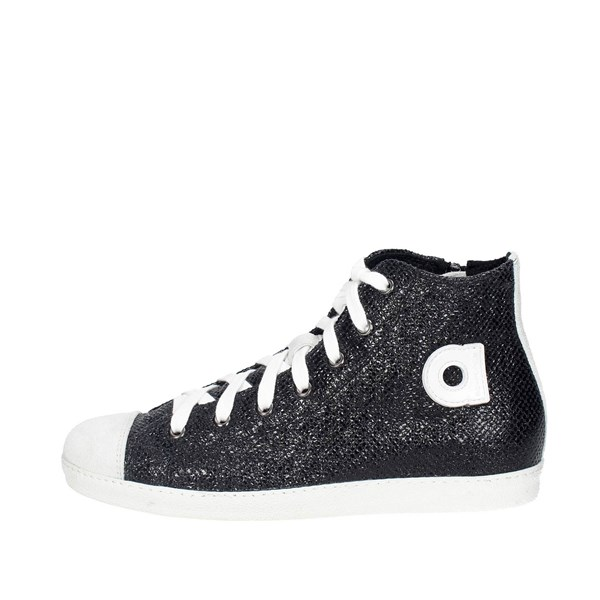 Agile By Rucoline  Shoes Sneakers Black 2812(A3)