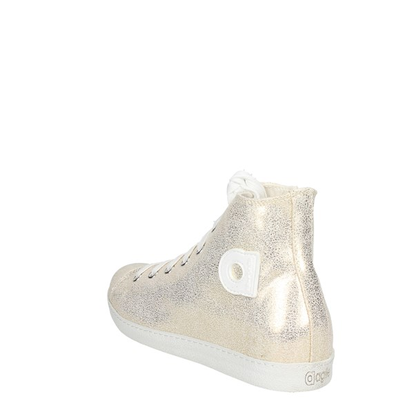 Agile By Rucoline  Shoes Sneakers Platinum  2812(A8)