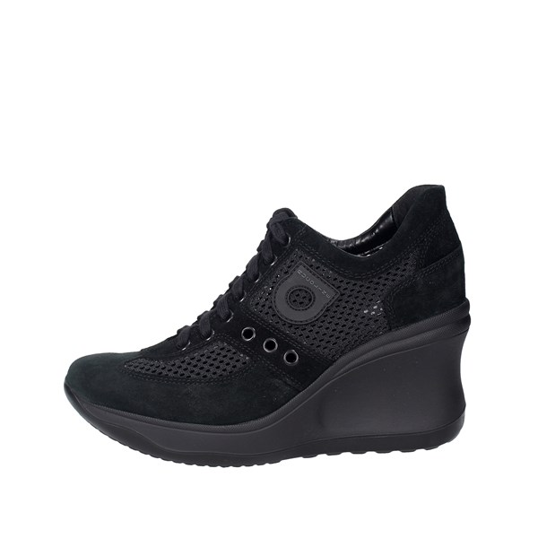Agile By Rucoline  Shoes Sneakers Black 1800(A11)