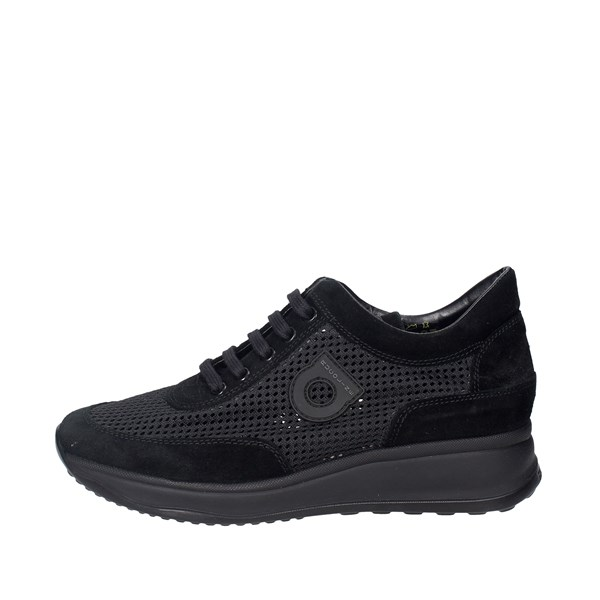 Agile By Rucoline  Shoes Sneakers Black 1304(A12)