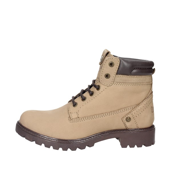 Wrangler Shoes Boots Brown Taupe WL172500