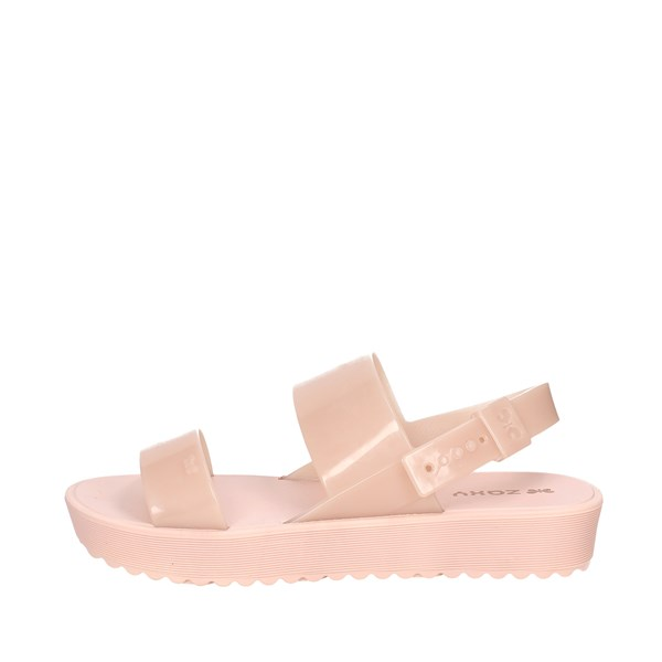 Zaxy Shoes Sandal Light dusty pink 17222 90059