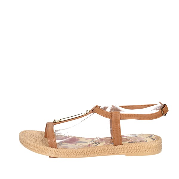 Grendha Shoes Flops Brown 82158 90149