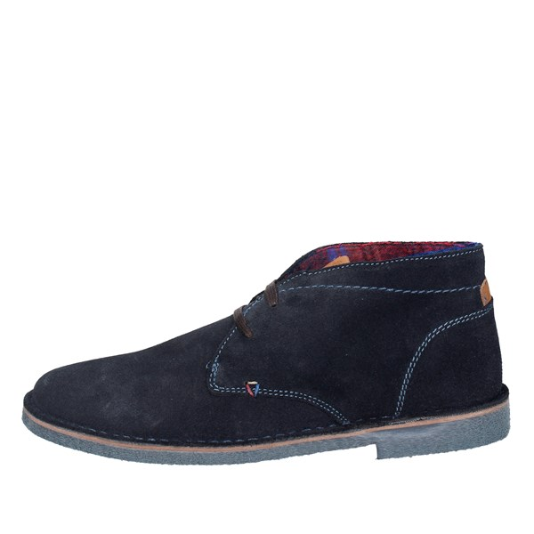 Wrangler Shoes Laced Blue WM172050