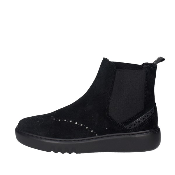 Impronte Shoes Ankle Boots Black IL172516