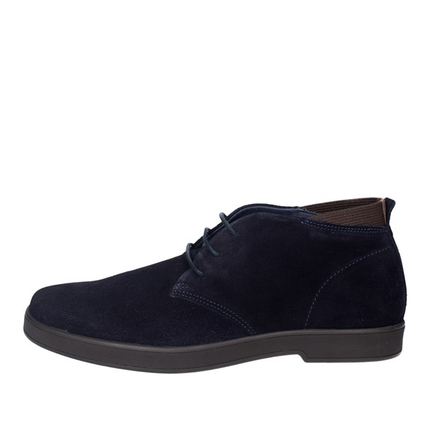 Impronte Shoes Laced Blue IM172025