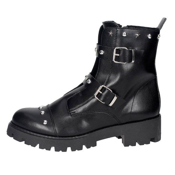 Cult Shoes Boots Black CLJ101807
