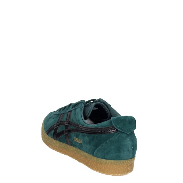 Onitsuka Tiger Shoes Sneakers Dark Green D6E7L..8590