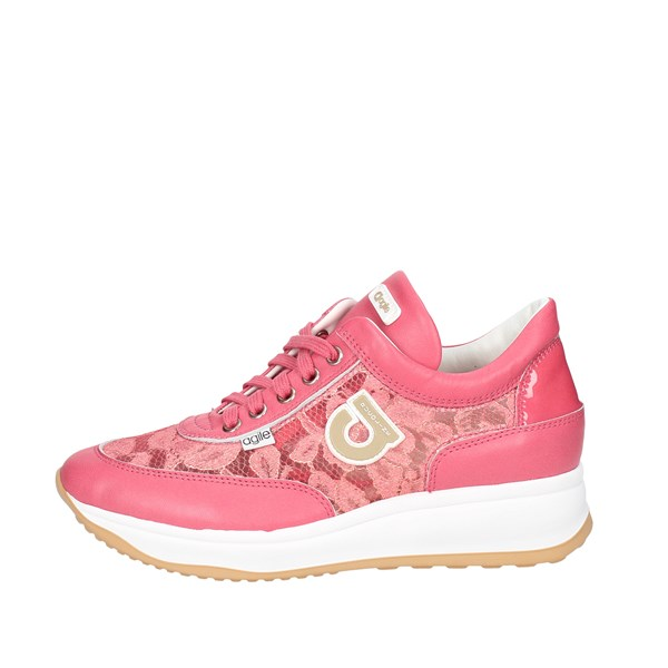 Agile By Rucoline  Shoes Sneakers Rose 1304(8*)