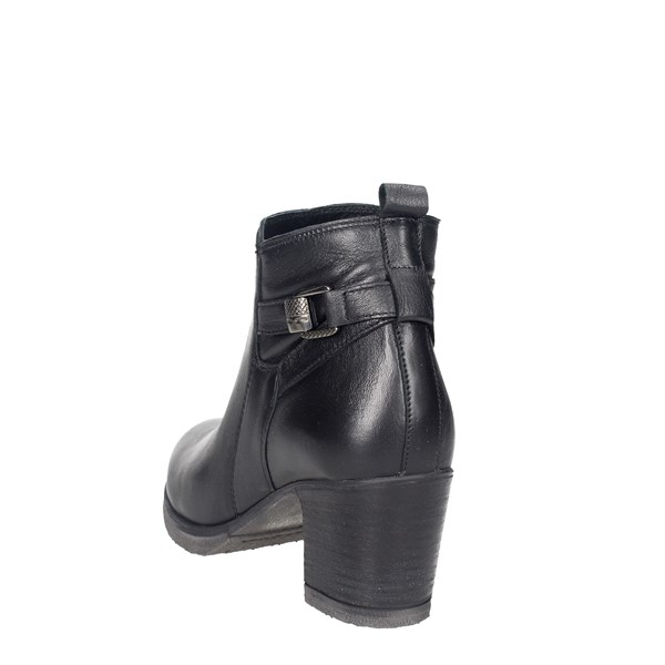 Keys Shoes boots Black 7143